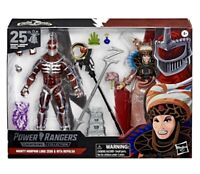 Power Rangers Lord Zedd AndRita Repulsa 6in. 2 Pack Action Figures E7781 New Toy