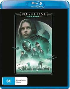 Rogue One - A Star Wars Story   New Line Look Blu-ray