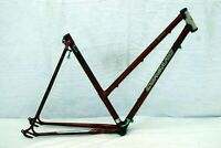 Orion Corsaro USA Touring Road Bike Frame 53cm Small Double Butted Steel Charity