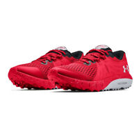 Under Armour Mens Charged Bandit Trail Running Shoes Trainers Sneakers Red