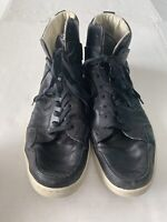 Converse by John Varvatos JV Weapon Mid Sneaker black Leather Sz 11
