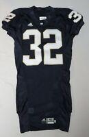 2006 Luke Schmidt Notre Dame Fighting Irish Game Used Worn Football Jersey!