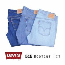 Levi's Denim Bootcut Mid Rise Jeans for Women