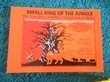 ANN DELISSER, SMALL KING OF JUNGLE PAKA, GINGER CAT ON SAFARI. 9780646587103