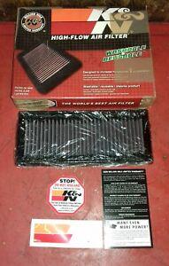 K&N Luftfilter air filter cleaner TB 9097 Triumph Sprint Daytona Speed Tiger