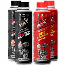 2x Nano Borx Nanoborx Motoröl&Diesel Tankzusatz je 300ml Tuning Power  Additiv