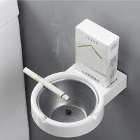 Selbstklebend Holder Rauch Badezimmer Zubehör Storage RackName Aschenbecher