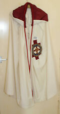 More details for 1549-c   cloak knights templar with badge