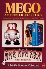 Mego Action Figure Toys (Schiffer Book for Collectors), , Bonavita, John, Very G