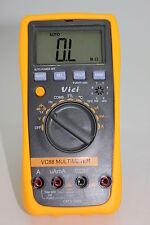 VC88 3 3/4Auto Range Multimeter tester DMM Logic Test F T R C DC AC VA vsFLUKE r