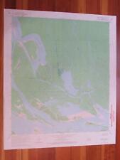 Tiger Island Louisiana 1971 Original Vintage Usgs Topo Map
