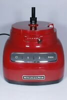 KitchenAid Artisan Food Processor - Empire Red 5KFP1333AER | NO BLADES