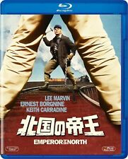 Emperor of the North (1973) Lee Marvin Blu-Ray NEW (Japanese Pkg/English Audio)