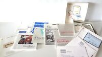 Apple Macintosh LOT Owners Guides + Manuals + books + Diskettes & more VINTAGE
