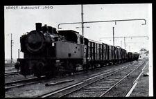 1977  --  TRAIN VAPEUR EN GARE D IGNEY AVRICOURT EN 1960   3M995
