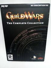 GUILDWARS THE COMPLETE COLLECTION JUEGO de PC PAL