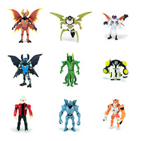 Ben 10 Alien Creation Chamber Toy Action Figures ( 4-7cm ) FREE FAST DELIVERY