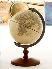 New Work Decor Wedding Educational Model Vintage Reference World Globe On Sale