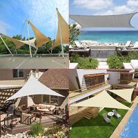 Waterproof Shade Sail Anti-UV Sunshade  Outdoor Garden Sunscree