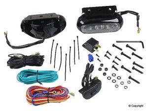 Hella Optilux Fog Light Kit 88180 H71010281 Universal HONDA VW FORD CHEVY TOYOTA