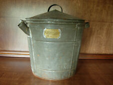 TOLEDO COOKER CO OHIO PAT JAN. 23, 1900 CANNING PRESERVES BATH KETTLE POT