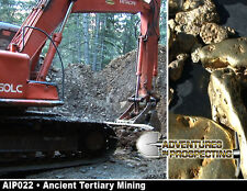 ANCIENT TERTIARY GOLD MINING DVD