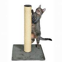 Trixie Parla Cat Kitten Scratching Post 62 cm Scratcher Sisal Pet Toy Grey