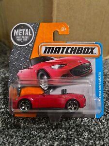Matchbox '15 Mazda MX-5 Miata