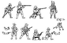 HaT 8270 1/72 Plastic WWI Schutztruppe-FortyFour Figures & Weapons
