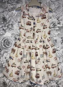 Girls Age 3-4 Years - Next Summer Dress