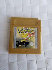 Pokemon gold version - Game Boy Cart Only 100% Genuine nintendo