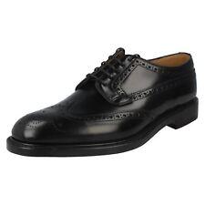 Mens Loake Formal Brogue Shoes 'Braemar'