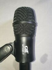 Gatt MTOM-7 Uni Directional Dynamic Drum Mic Microphone inc Holder & Cable