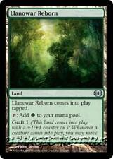 LLANOWAR REBORN Future Sight MTG Land Unc