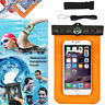 Underwater IPX8 Certified Waterproof Dry Case Bag Pouch For IPhone & Samsung