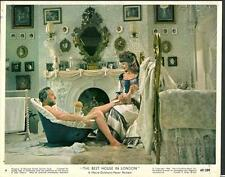 George Sanders The Best House in London 1969 original movie photo 23399
