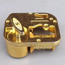 DIY.Spieluhr Griff Mechanische Spieluhren Bewegung Kurbel Spieluhren Bewegung