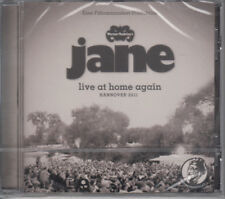CD Werner nadolnys Jane-Live at Home Again 2011 krautrock New Sealed
