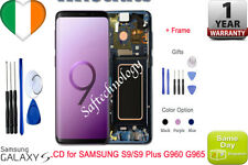 Original Genuine For Samsung Galaxy S9 Plus OEM LCD Display+Touch Screen Purpel