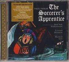Paul Dukas - Bernstein: The Sorcerer's Apprentice (2008, Shout! Factory) New
