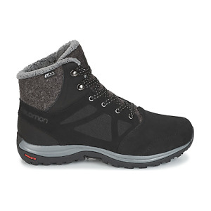 Salomon Ellipse Freeze Cs Wp Donna Wamderschuh Invernali Tempo Libero Nuovo! Ovp