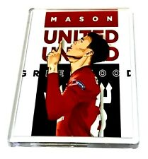 Manchester United Mason Greenwood Football Fridge Magnets Gifts