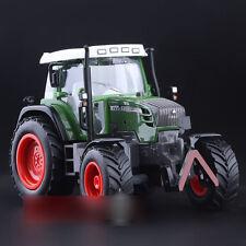 Green 1/32 Fendt 312 Vario Tractor Diecast Model Farm Vehicle 1:32 Hood Open