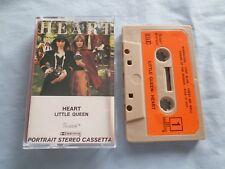 HEART - LITTLE QUEEN - CASSETTE - 40 PRT 82075