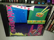 MASTERMIX 1992 RARE CD DJ H. Feat STEFY FPI Project Double Dee Danube Dance