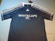 afa0f7055 adidas Vancouver Whitecaps MLS Reserve Medium Soccer Jersey Climalite