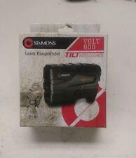 Simmons Volt 600 Laser Rangefinder 801600t