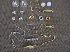 JEWELRY REPAIR KITS - 64 BAGS - OVER 2000 ASSORTED FINDINGS