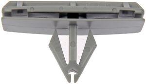 Exterior Molding Clip Front Dorman 963-525