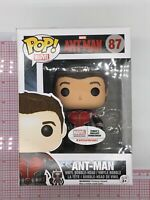 Funko Pop! Marvel Collector Corps Exclusive Ant-Man #87 BOX WEAR O02